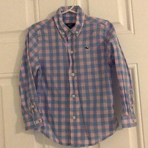 Vineyard Vines Boys 3T Whale Shirt